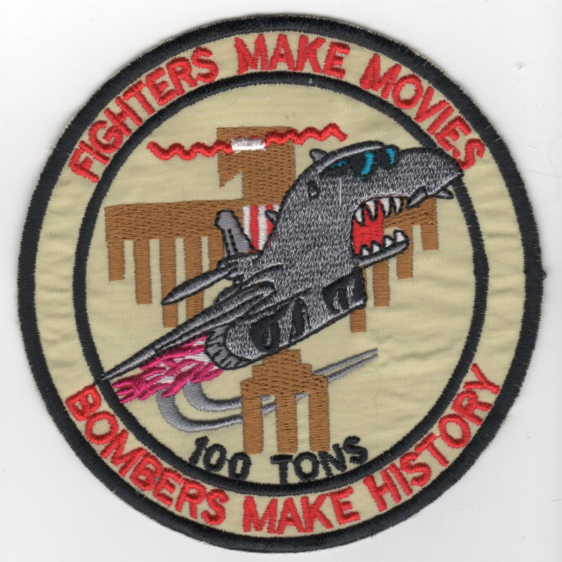 (B-1) 34BS '100 TONS' (Tan/K)