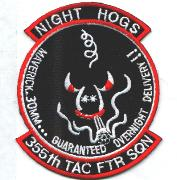 355th TFS Night Hogs