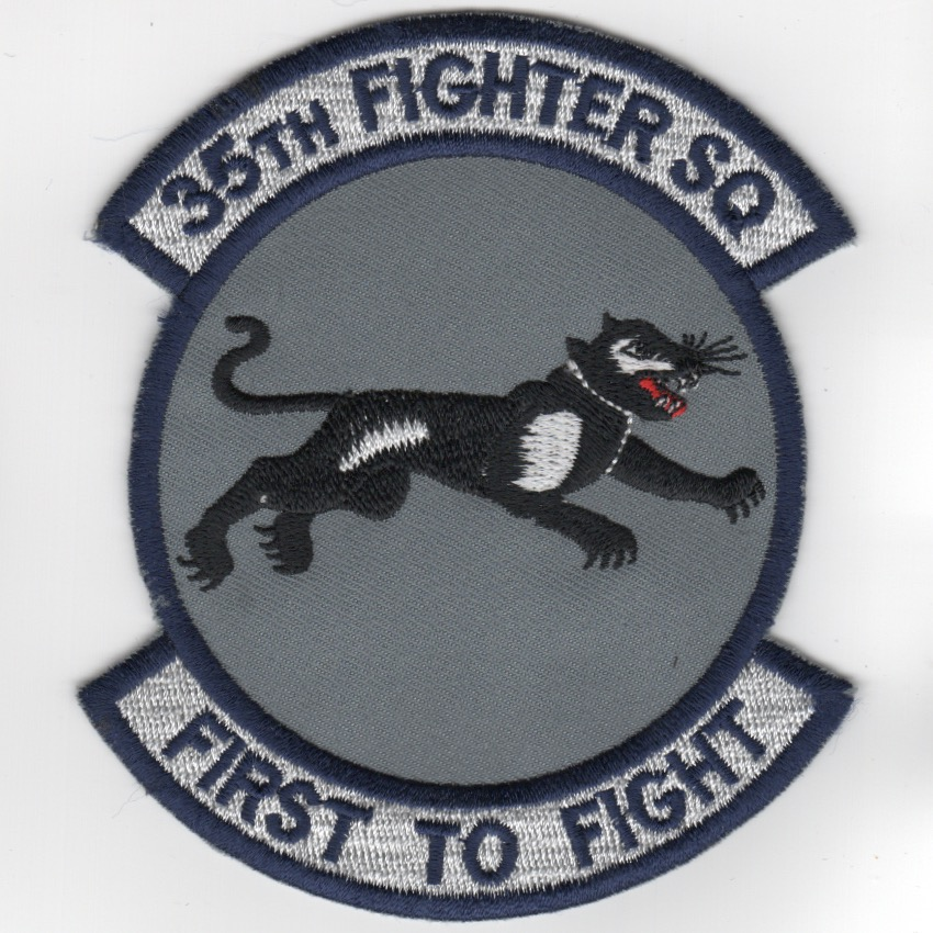 35FS 'First to Fight' (Gray/2-Tabs/K)