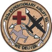 363rd Expeditionary ALS Patch
