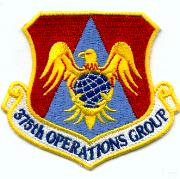 375 Ops Group Crest