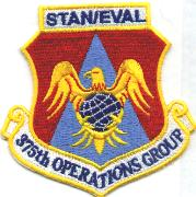375 Ops Group Stan/Eval Crest