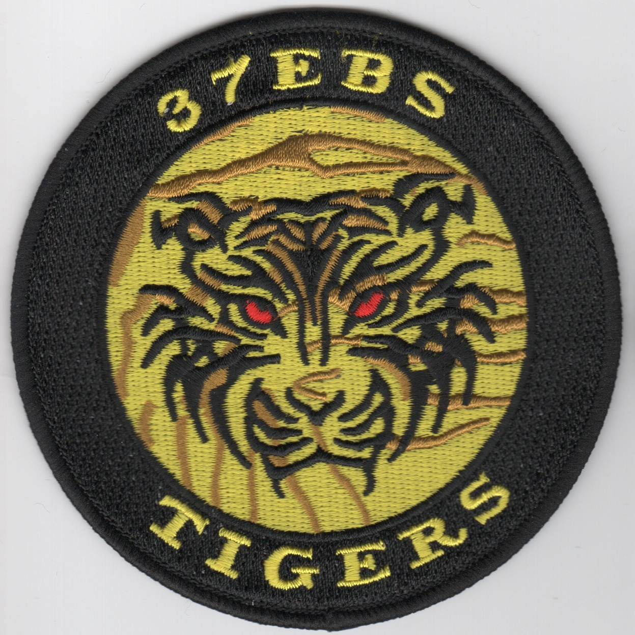 37EBS 'Tiger-face' (No Velcro)