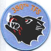 390th Tactical Fighter Squadron (Lt. Blue)