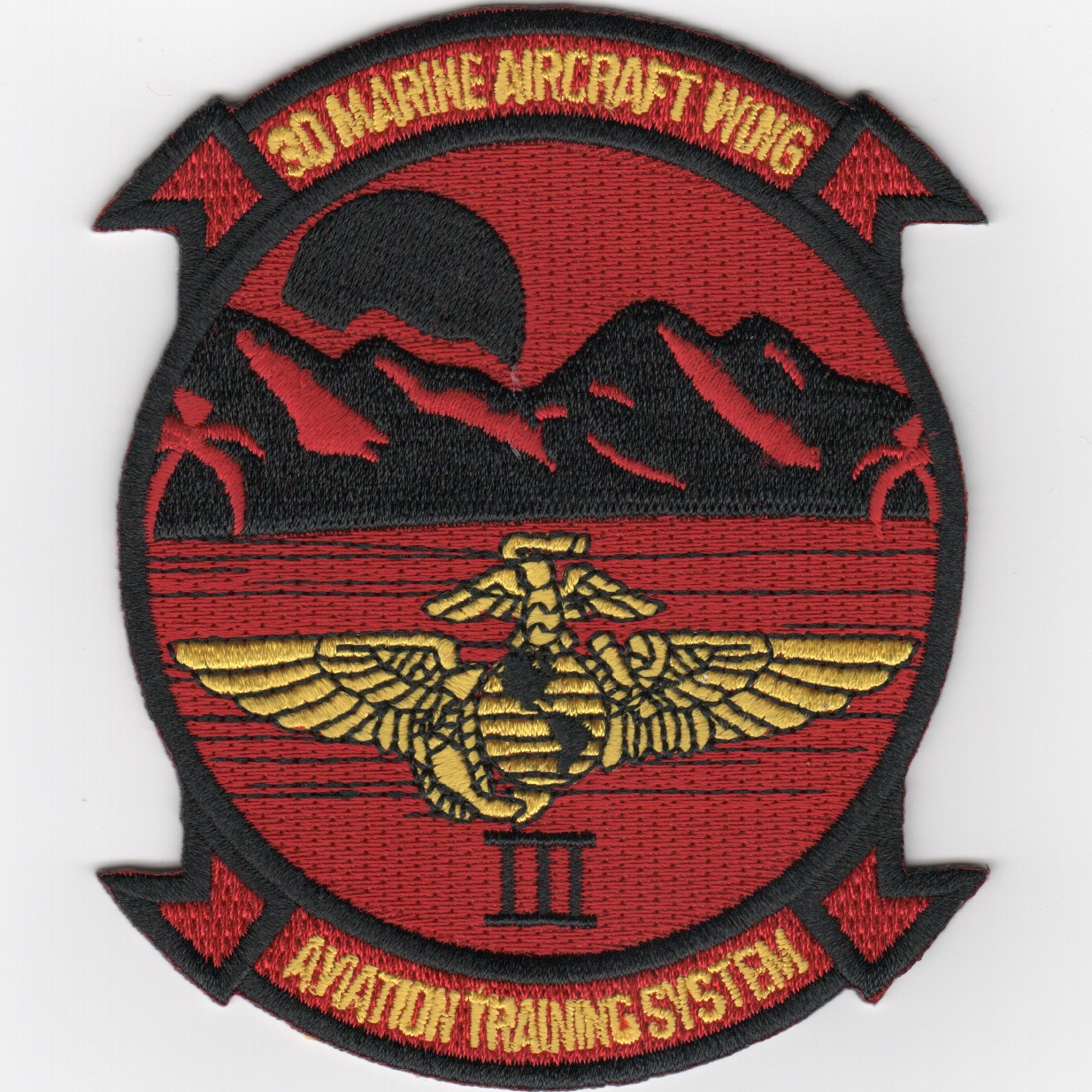 3rd MAW 'ATS' (Red)