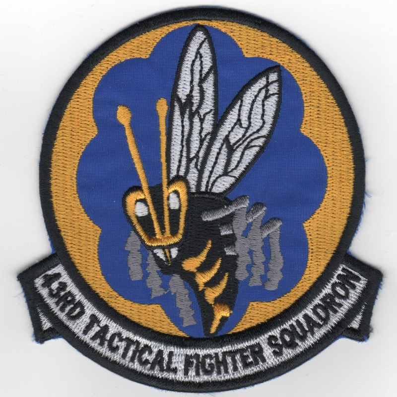 43TFS 'Yellow Hornet' (K)