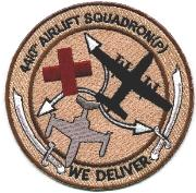 4410th Airlift Squadron Patch