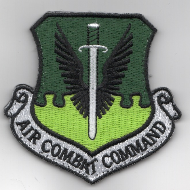 461 ACW 'Friday ACC' Crest Patch