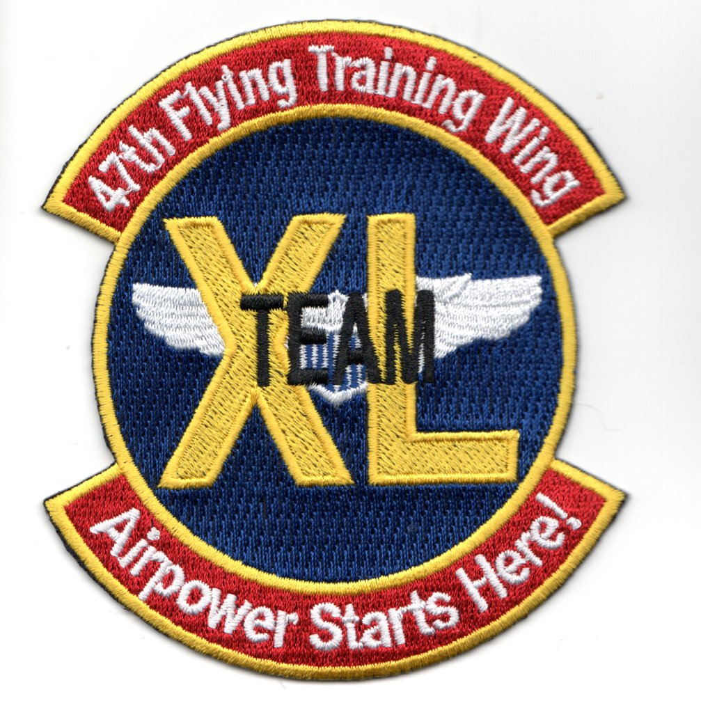 47th Flying Training Wing 'XL'