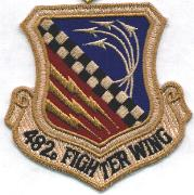 F-16 WING Patches!