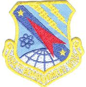 484 Bomb Wing Patch