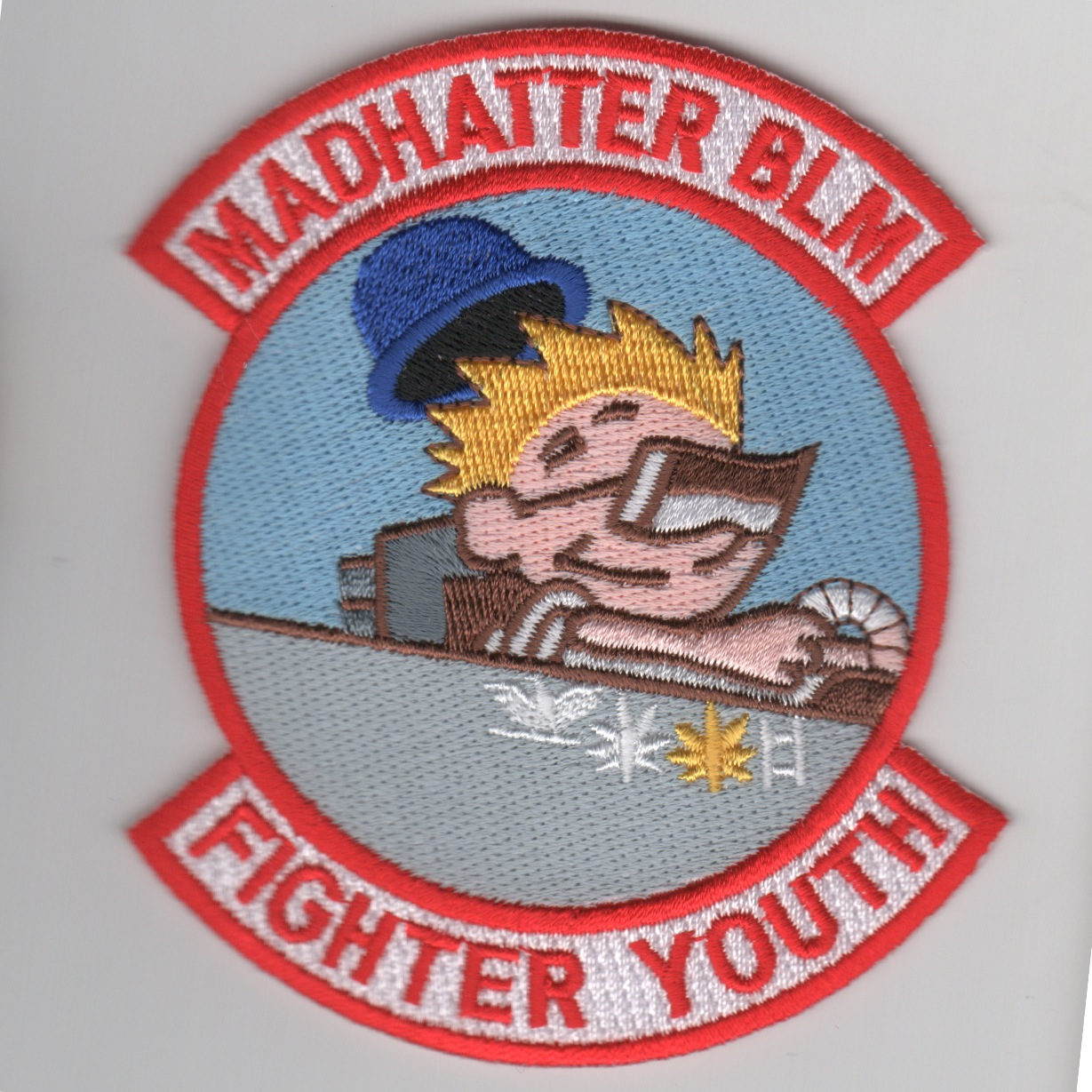 492FS 'Madhatter BLM/Fighter Youth'