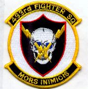 493rd Fighter Squadron