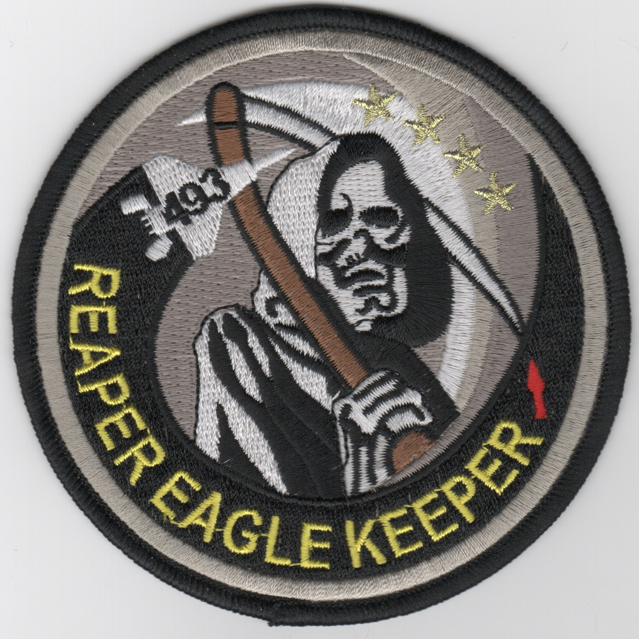 493FS Reaper 'Eagle Keeper'