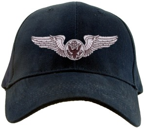 USAF ENLISTED Wings Ballcap