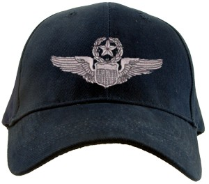USAF 'WINGS' Ballcaps!