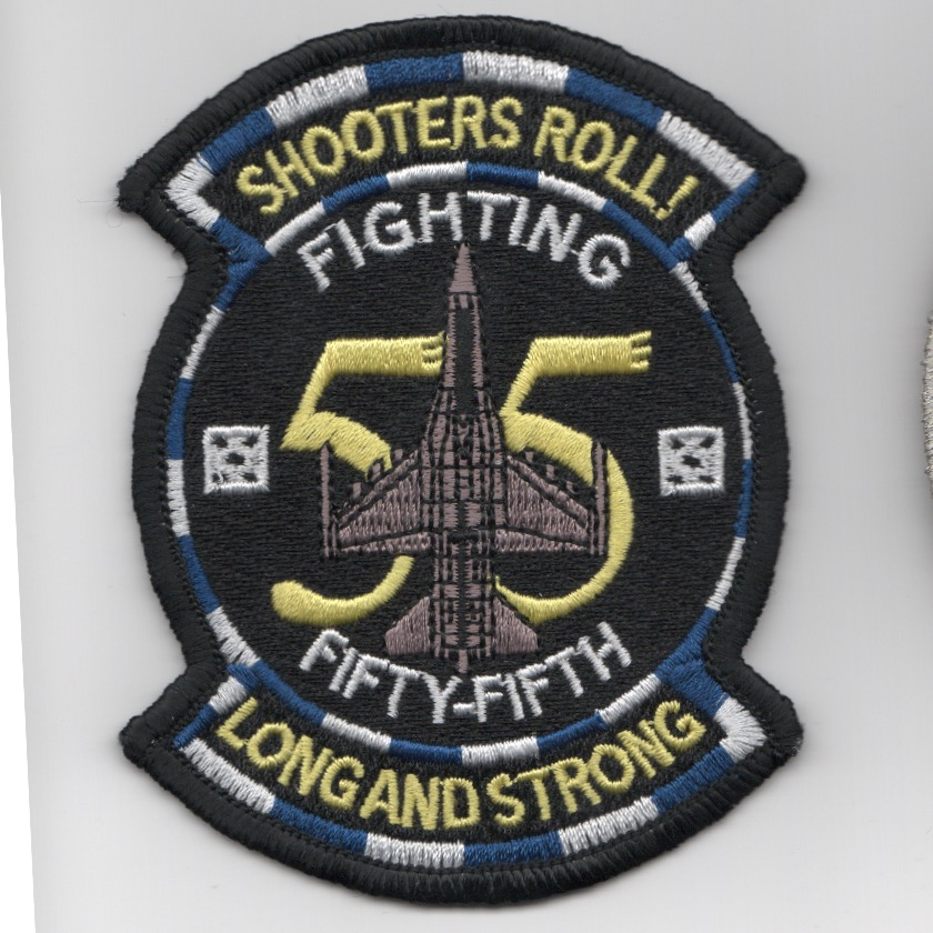 55FS 'Shooters Roll' Patch