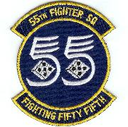 F-16 Squadron Patches!