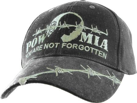 powmia ballcap - Pow Mia Hat