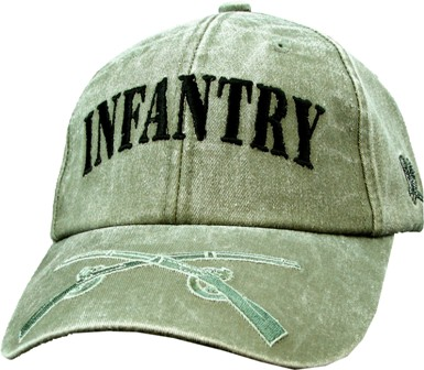 ARMY INFANTRY Ballcaps!