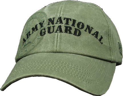 ARMY NATIONAL GUARD Ballcaps!