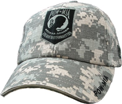 powmia ballcap digital camo - Pow Mia Hat