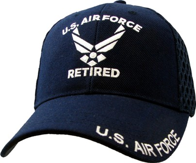 US Air Force Retired