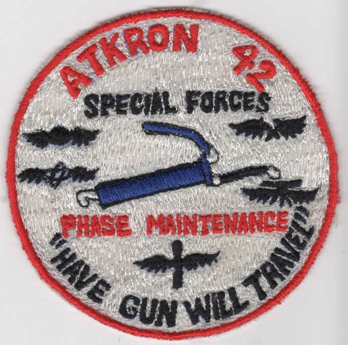 ATKRON-42 'Special Forces' (White)