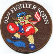 62FS Leather 'Friday' Patch