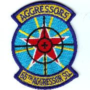 65th Aggressor Squadron Patch (Large)