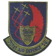 701st Air Defense Squadron Patch (Subdued)