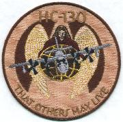 71st Rescue Sqdn/HC-130 Patch (Des)