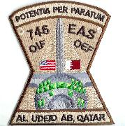 746EAS OIF/OEF Patch (Des)