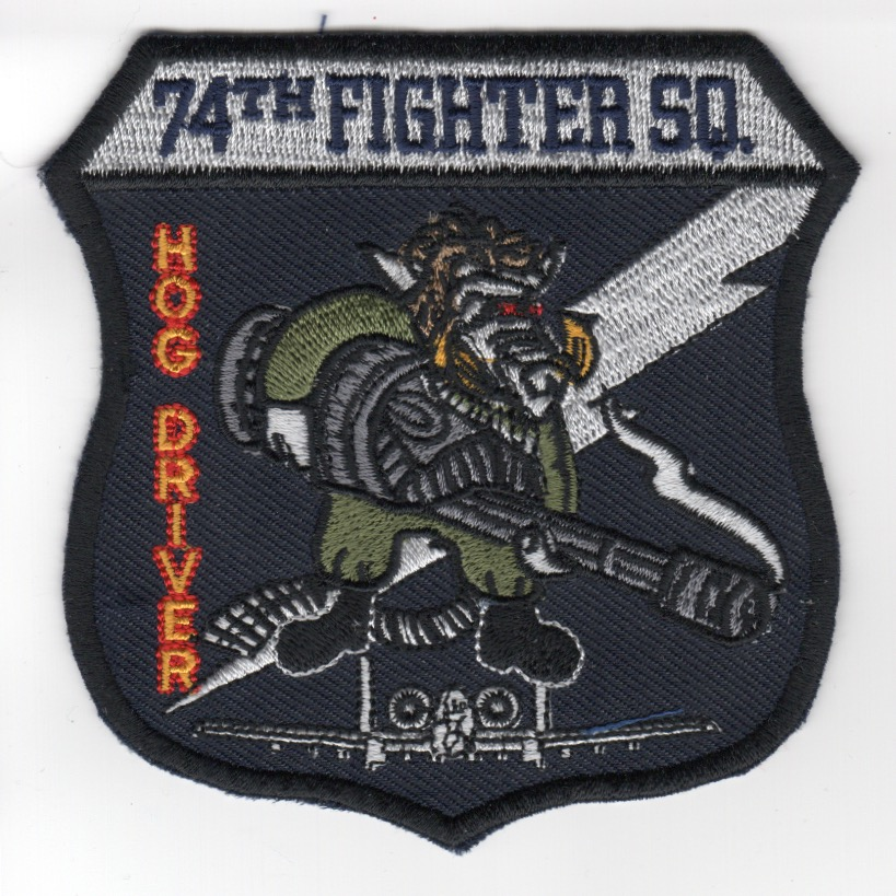 74FS 'Hog Driver' Shield (Black/K)