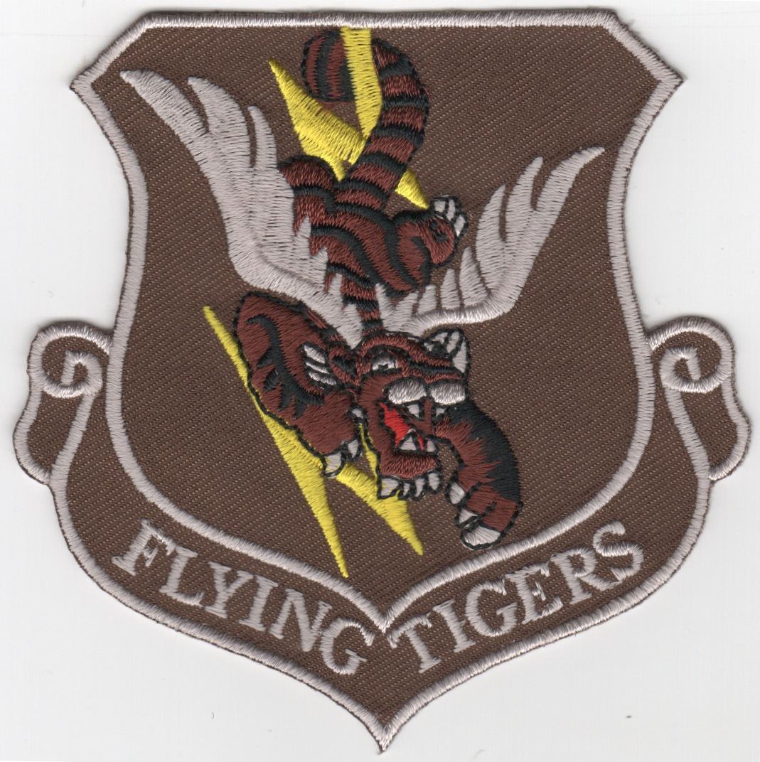 74FS Flying Tigers Crest (Des)