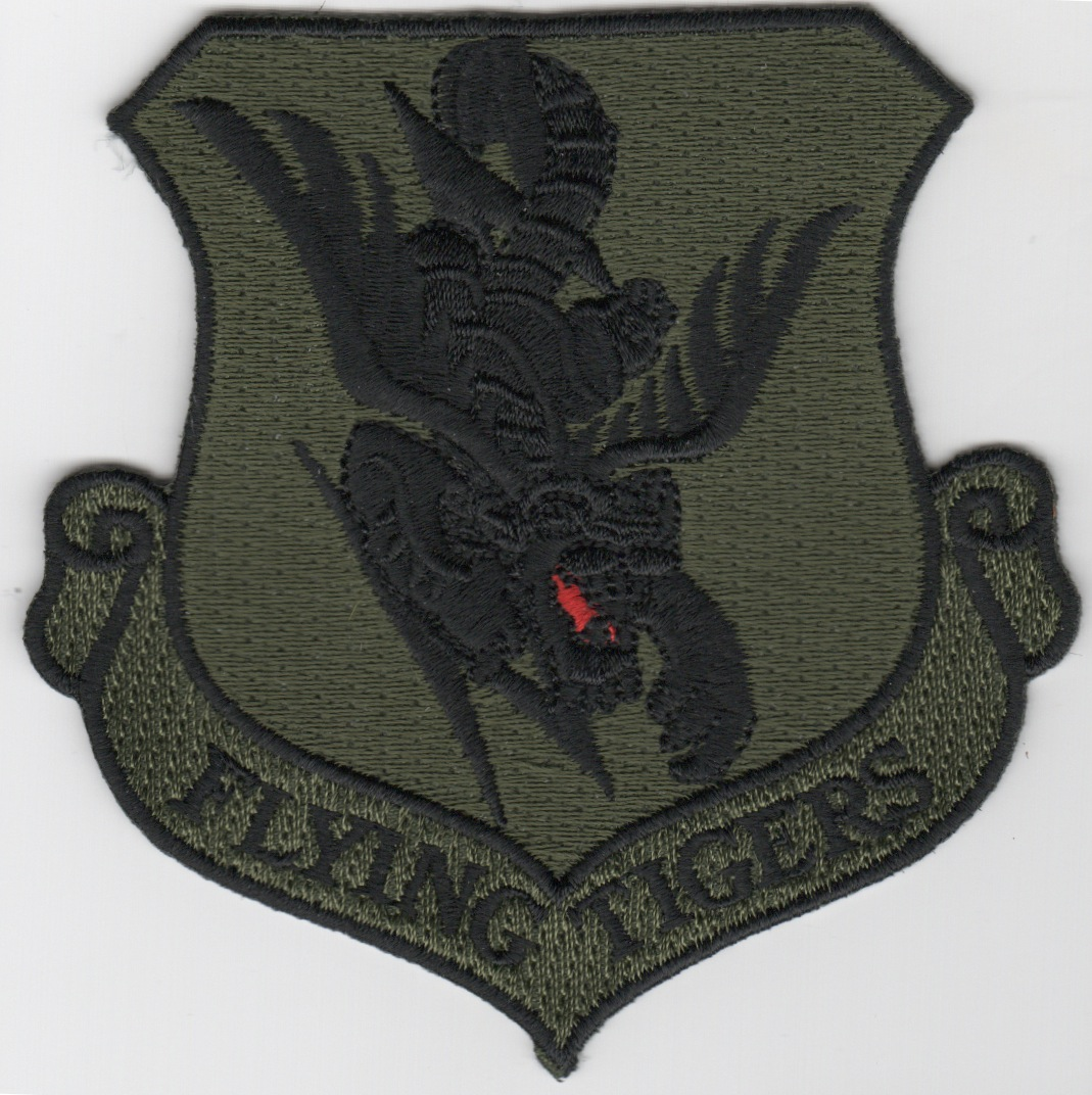 74FS Flying Tigers Crest (Subdued)