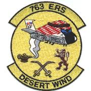 763rd Electronic Recon Squadron (Color)
