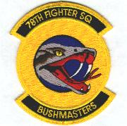 78th Fighter Squadron