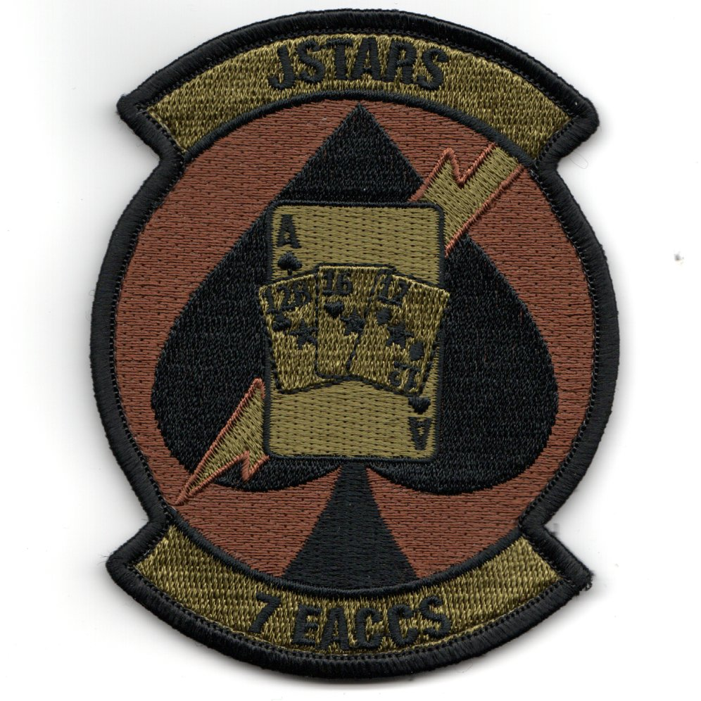 7 Expeditionary ACCS Patch (OCP)