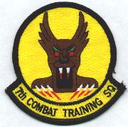 7th Combat Training Squadron
