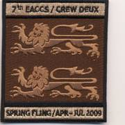 USAF ACS/ACCS Patches!