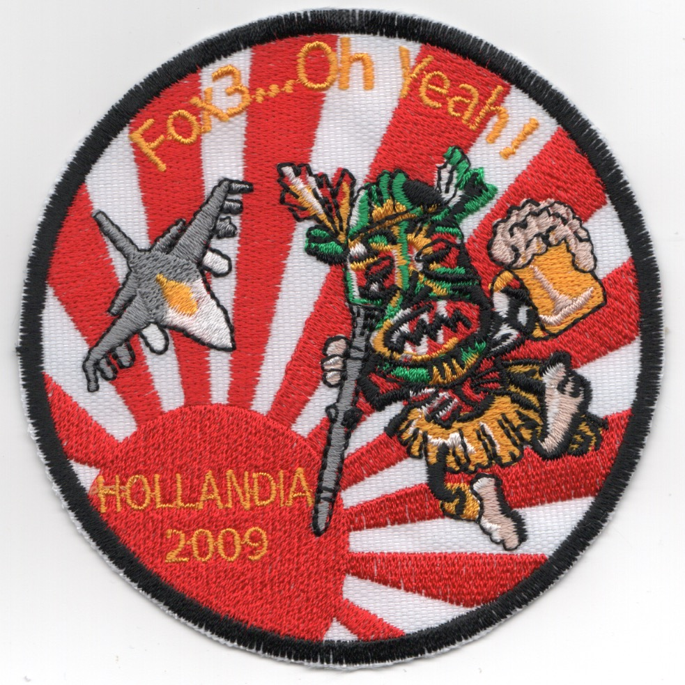 80FS '2009 Hollandia' (Red-Wht Sun/K)