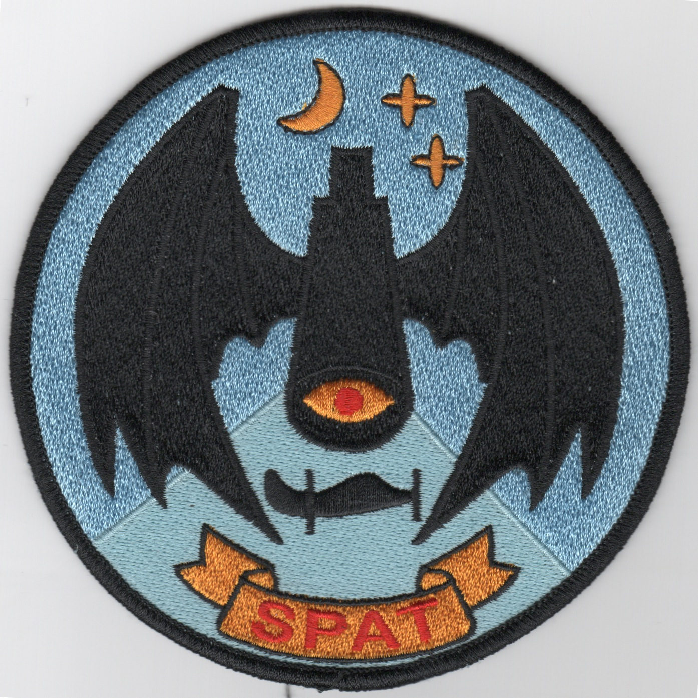 87FTS Vietnam-era 'SPAT' Patch (Authentic)