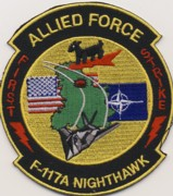 8FS Operation Allied Force Patch
