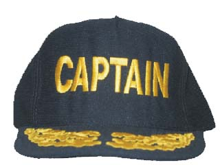 USN CAPTAIN (w/Eggs) Ballcap