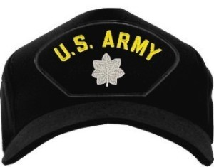 US Army LT COLONEL Ballcap