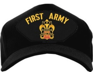 NUMBERED ARMY Ballcaps!