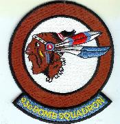 93rd Bomb Squadron Patch (One Tab)