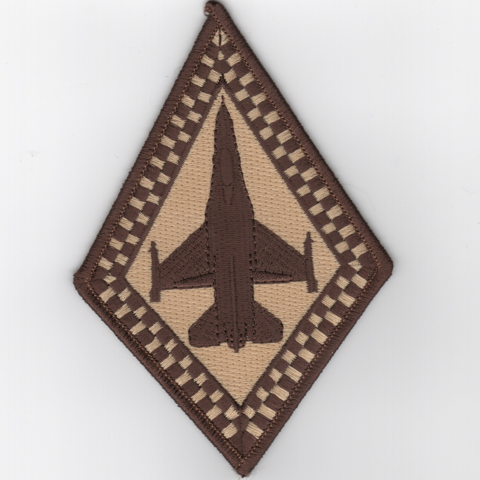 93d FS 'Aircraft' Patch (Des)