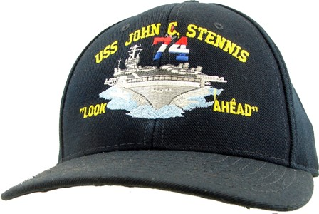 USN CARRIER Ballcaps!